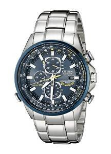 $333.99Citizen Men's AT8020-54L Blue Angels Stainless Steel Eco-Drive Dress Watch