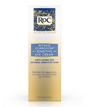 $12.07包邮Roc Retinol 视黄醇修护眼霜(敏感型)