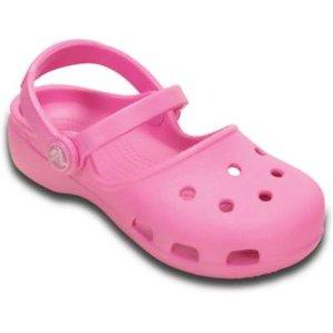 儿童 Karin 洞洞鞋 | Women's Clogs | Crocs Official Site