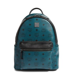 MCM Small Stark Coated Canvas Backpack | Nordstrom