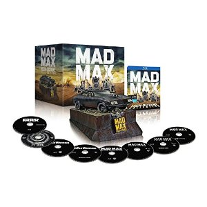 Mad Max High Octane Anthology Collection (BD)