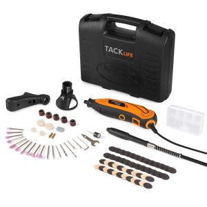 Tacklife RTD35ACL Advanced Professional Multi-functional Rotary Tool Kit