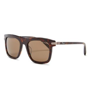 Salvatore Ferragamo Women's Retro Sunglasses
