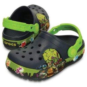 Kids' CrocsLights Teenage Mutant Ninja Turtles™ II Clog | Kids' Clogs | Crocs Official Site
