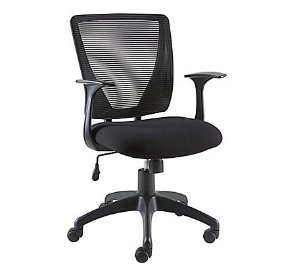 $59.99Staples Vexa Mesh Chair, Black