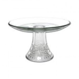 ANCHOR HOCKING Aubriana Pedestal w/ 8