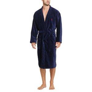 Terry Kimono Robe - Sale � Men - RalphLauren.com
