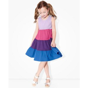 Girls Twirl Power Racerback Dress | Sale Special $25 Dresses Girls