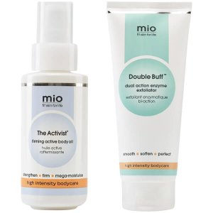 Mio Combat Dry Skin Duo (Worth $83) - FREE Delivery