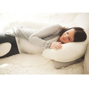 $39.18Leachco Snoogle Total Body Pillow, Ivory
