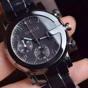 Lowest price $599 (原价$1970)GUCCI YA101352 MEN'S G-CHRONO WATCH