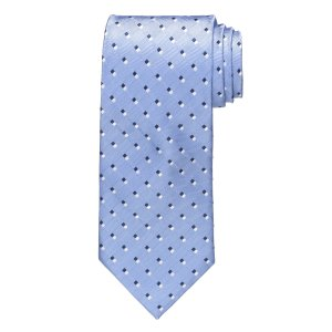 Executive Small Squares Tie CLEARANCE - Ties | Jos A Bank