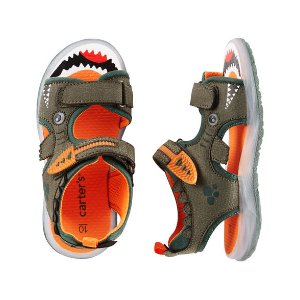 Baby Boy Carter's Light-Up Sandals | Carters.com