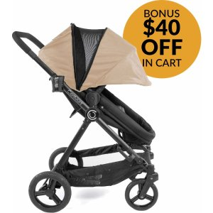 Contours Bliss 4-in-1 Convertible Stroller - Sand