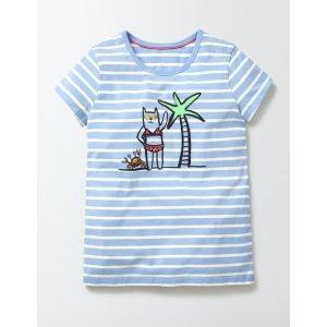 Antonia T-Shirt 91469 T-shirts at Boden