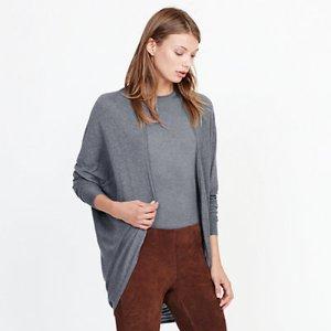 Silk-Blend Cardigan - Scoop, Crew & Boatnecks � Sweaters - RalphLauren.com