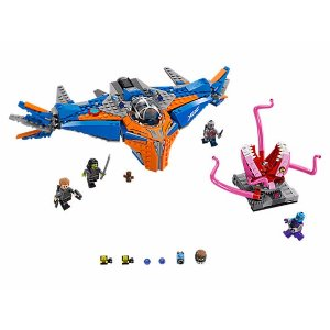 The Milano vs. The Abilisk - 76081   Marvel Super Heroes   LEGO Shop