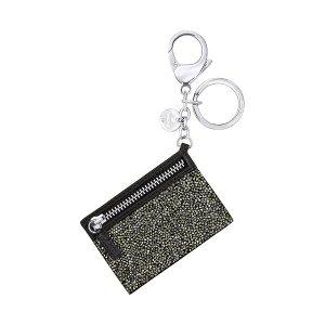 Glam Rock Bag Charm, Gold Tone - Accessories - Swarovski Online Shop