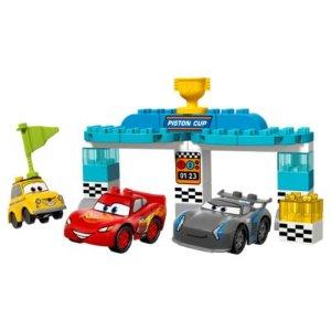 Piston Cup Race | LEGO Shop