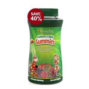 Children's Multivitamins & Minerals Gummies 60 Gummies | Semi-Annual Sale Supplements | Puritan's Pride