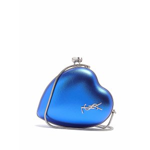 Love leather cross-body bag