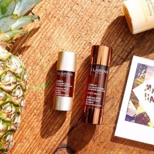 $20 Off $100with Clarins Purchase @ Belk