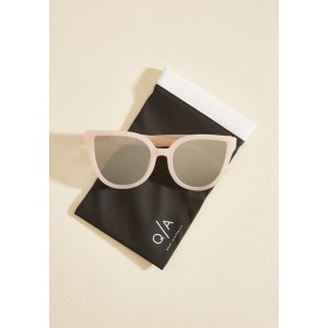 Paradiso Sunglasses in Petal | ModCloth