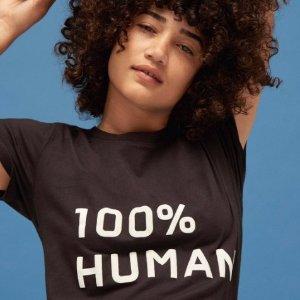 New Arrivals! 100% Human ACLU Tees @ Everlane