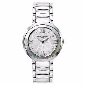 Baume and Mercier Women's Promesse Watch Model: MOA10178
