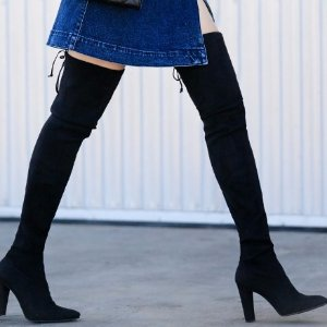 Earn Up to a $900 Gift CardStuart Weitzman Over the Knee Boots @ Saks Fifth Avenue