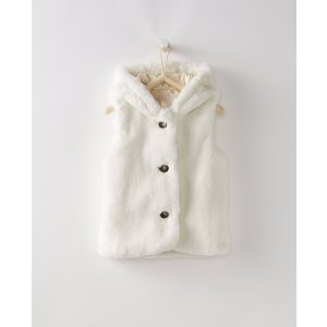 All Fur It Hooded Vest