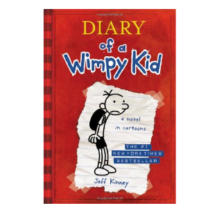 Diary of a Wimpy Kid 小屁孩日记 第1本