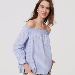 Extra 50% Off + Free ShippingSale Items @ LOFT