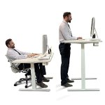 Autonomous SmartDesk - Height-Adjustable Standing Desk - Single Motor