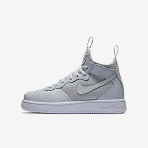 Nike Air Force 1 Ultra Mid Big Kids' Shoe.