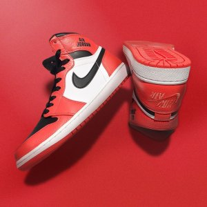Air Jordan 1 Retro High大童款