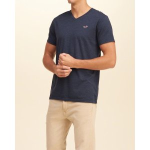 Guys Must-Have V Neck T-Shirt | Guys Clearance | HollisterCo.com