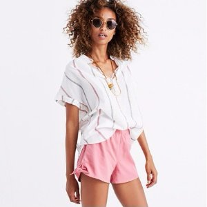 Up to 65% OffMadewell Woman Shorts Sale @ Madewell