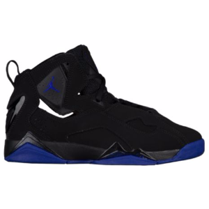 Jordan True Flight - Boys' Grade School - Basketball - Shoes - Black/Concord/Black