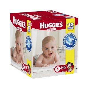 Huggies Snug & Dry Diapers, Economy Pack Plus | Jet.com
