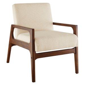 Threshold 木质单人扶手椅