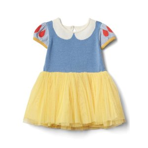 babyGap | Disney Baby Snow White and the Seven Dwarfs sweater tulle dress