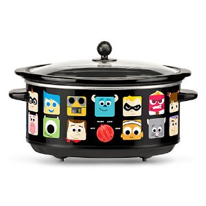 Disney•Pixar Collection 7-Quart Slow Cooker | Disney Store