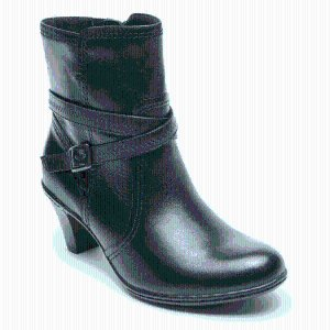 Missy Side Zip Bootie | Cobb Hill® by Rockport®