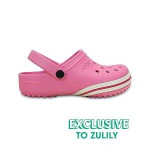 Jibbitz by Crocs Party Pink Jibbitz™ Kilby Clog - Kids
