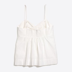 Tie-knot cami top : | Factory