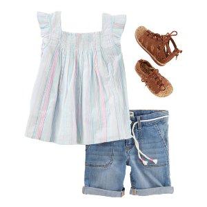 Kid Girl OKS17MARKID3 | OshKosh.com