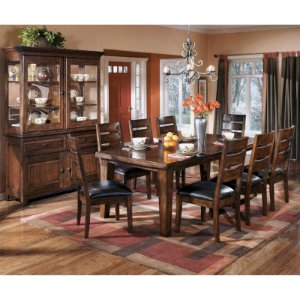 Signature Design by Ashley® Larchmont Dining Table with Leaf - JCPenney