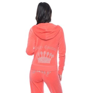 LOGO VELOUR FILAGREE CROWN ORIGINAL JACKET