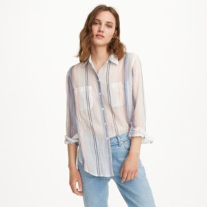 Women | Long Sleeve | Claudia Shirt | Club Monaco